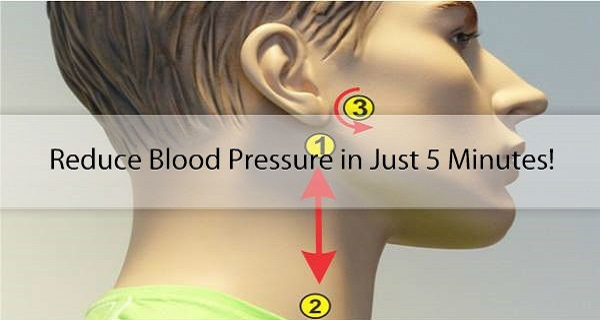 How to normalize your blood pressure in less than 5 minutes
