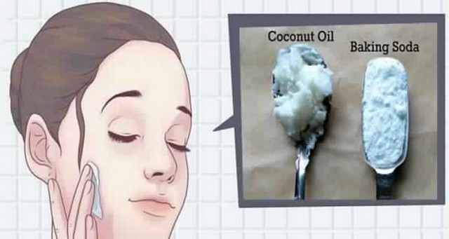 coconut-oil-and-baking-soda-to-look-younger