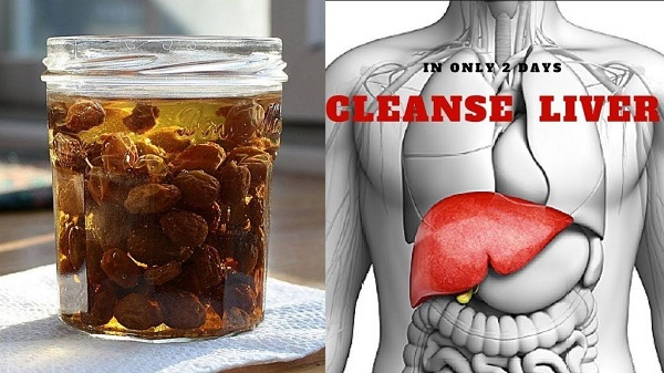 How To Cleanse Your Liver With 2 Ingredients in Just 2 Days
